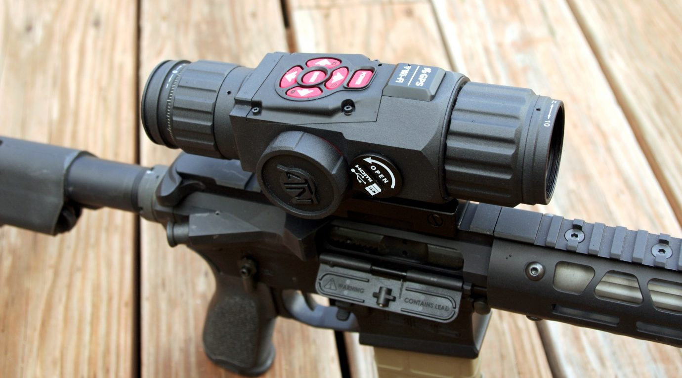 Best Night Vision Scope 2018: Top Picks for Rifles