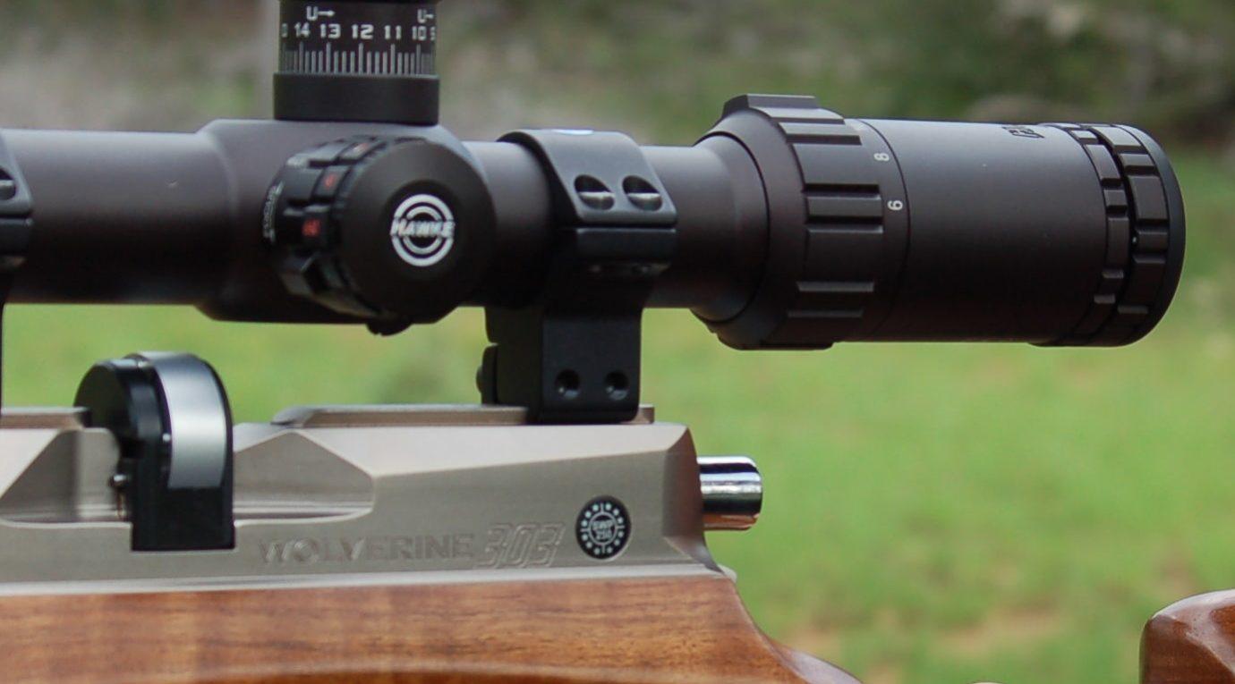 rifle scopes pellet reviewed gun