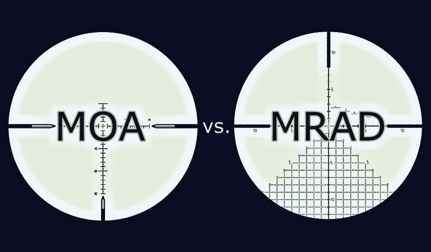 MRAD vs MOA | Understanding The Difference Between MOA and