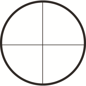 scope crosshairs